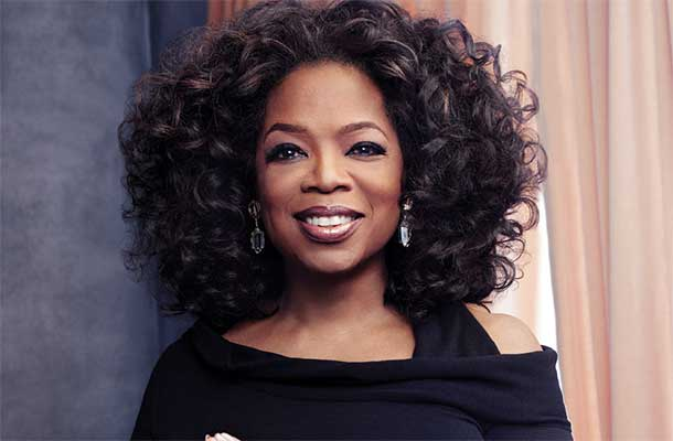 Oprah Winfrey Maratonista