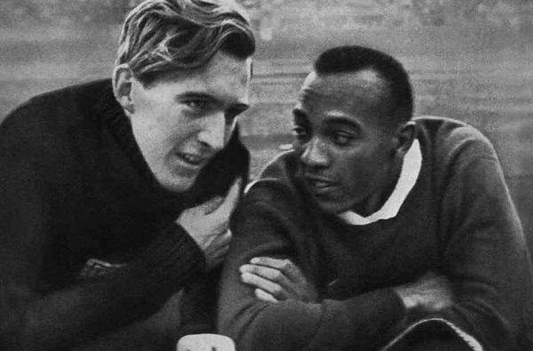 Jesse Owens si Luz Long