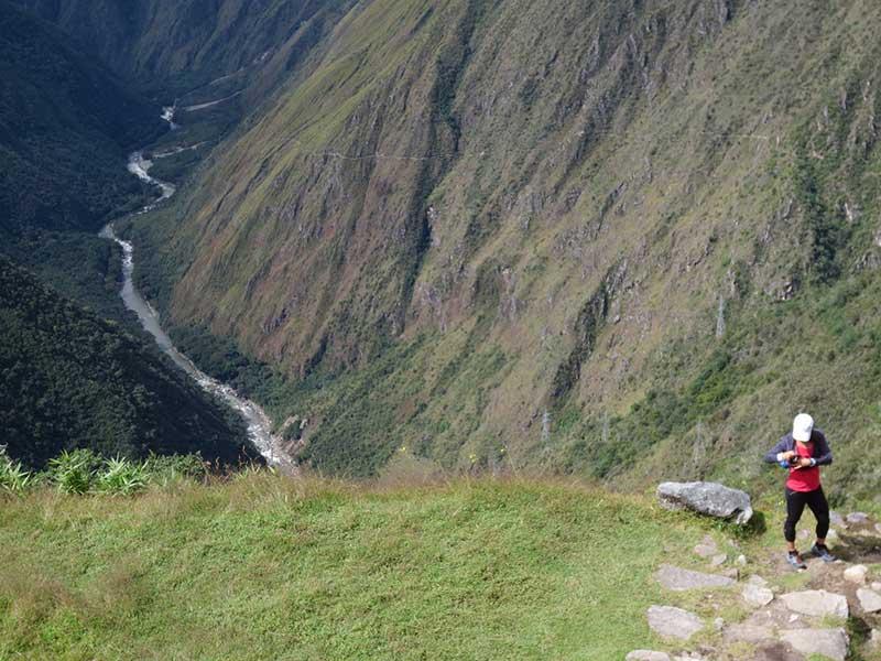 Poze Inca Trail Marathon