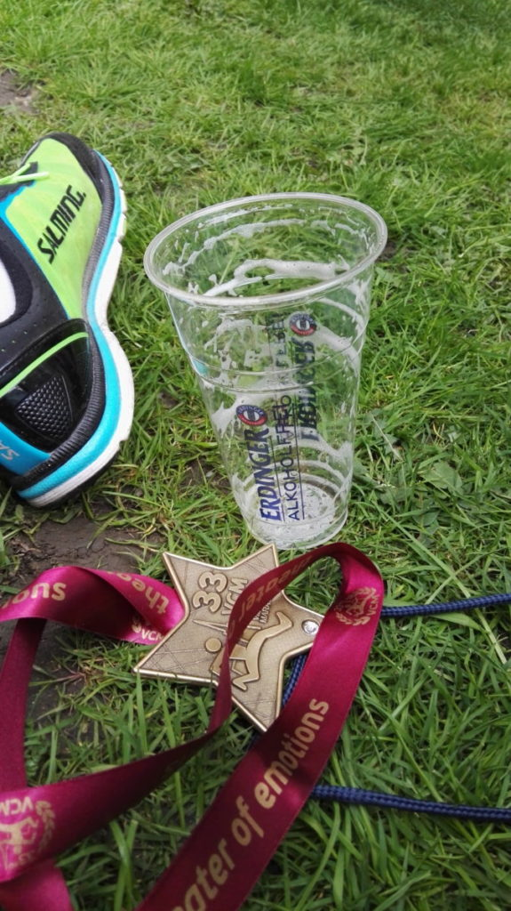 Medalie Viena Marathon 2016