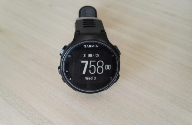Garmin Forerunner 735 XT - review