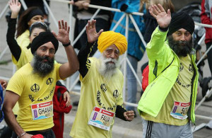 Fauja Singh - maratonistul centenar