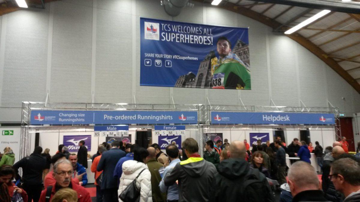 Amsterdam Marathon 2015