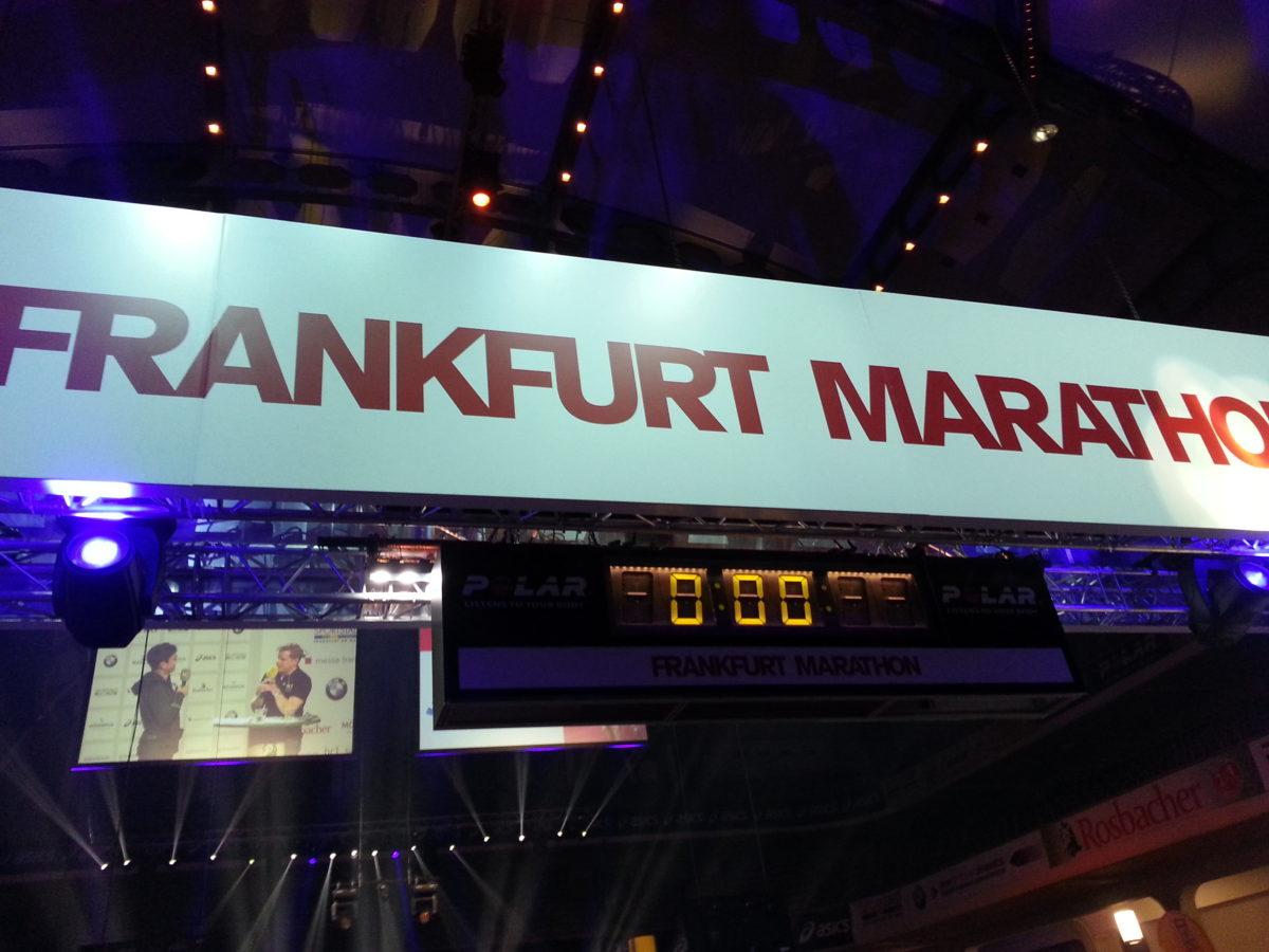 Frankfurt Marathon 2015